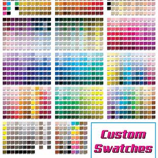 Pantone Color Chart 30″ x 52″
