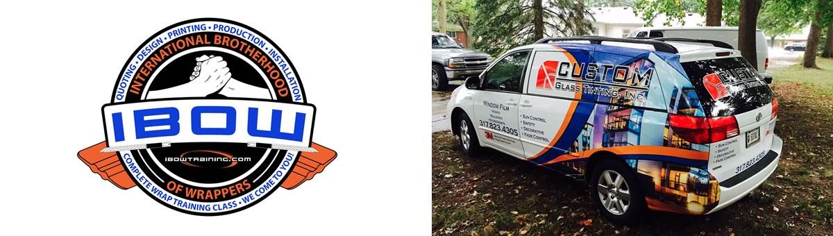 IBOW | Vehicle Wrap Training | Wrap Installer Training