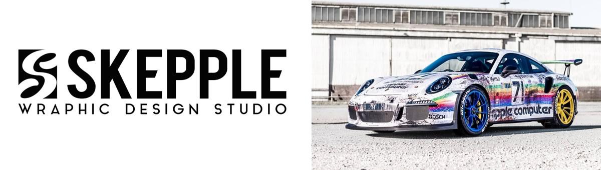 Skepple Design | Custom Wrap Designer in Florida