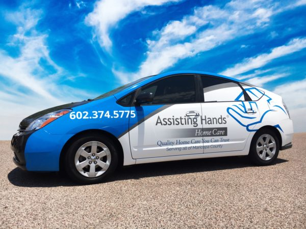 Hourly Custom Vinyl Wrap Printing