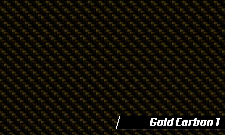 Gold Carbon 1