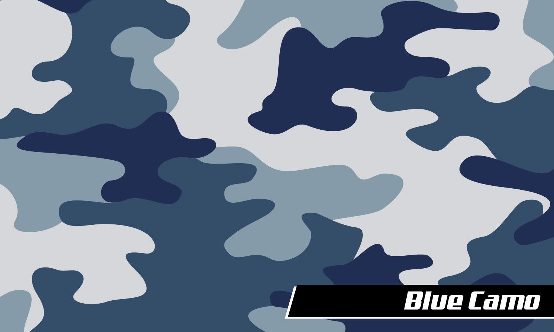 Blue Camo
