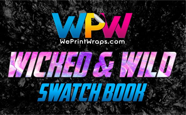 Wicked & Wild Swatch Book